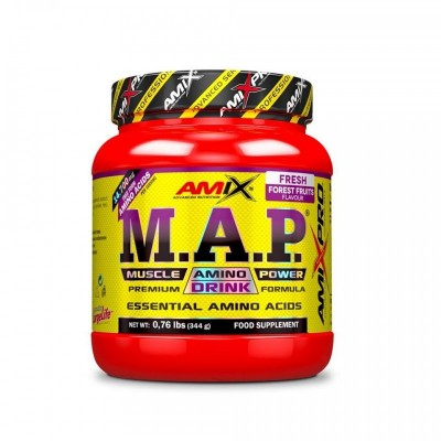 M.A.P. AMINO DRINK 344 gr.