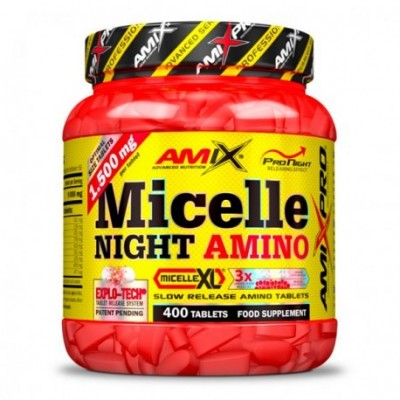 MICELLE NIGHT AMINO 400 tabs.