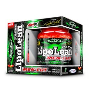 LIPOLEAN MEN CUT 20 packs.