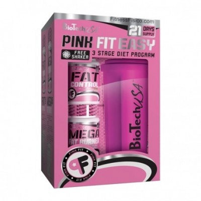 PINK FIT EASY KIT 21 dias.