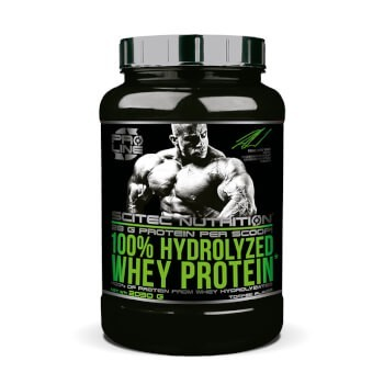 100% HYDROLYZED WHEY PROTEIN 2,03 kg.